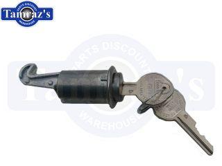 68 Camaro Glove Box Lock Original Key Style New