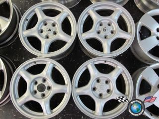 Four 93 95 Mazda RX 7 RX7 Factory 16 Wheels Rims 64748