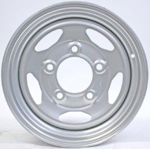 16 Wheel Land Rover Discovery 94 95 96 97 98 99 Steel 72148