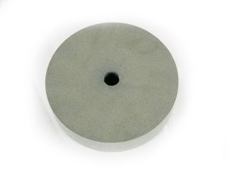 New Silicon Carbide Abrasive Rubber Wheel 120 Grit