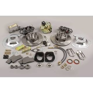 Stainless Steel Brakes Drum to Disc Brake Conversion Kit A121 2