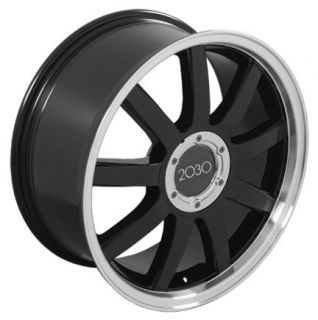 RS4 Style Deep Dish Wheels Set of 4 Rims Fit Audi A4 A6 A8 Allroad TT