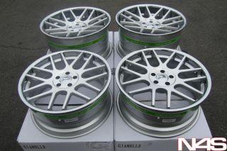 E350 E500 E550 Gianelle Yerevan Lightweight Concave Wheels Rims