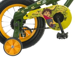 Nickelodeon Go Diego 12 Boys Kids Dora Bicycle Bike