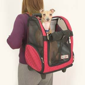 Dog Pet Carrier Car Airline Backpack Roll 7 30 Lbs