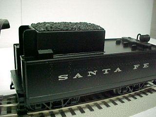 Lionel Steam Engine Whistle Tender Train Locomotive 123