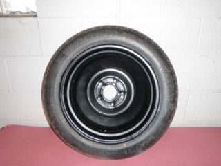 1977 1990 Chevy Caprice Impala Aluminum Rim Hide Away Spare Tire T125