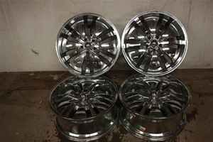22 inch Chrome Rims Bolt Pattern Chevrolet 5 Lug on 5 LKQ