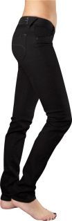 Fox Riders Girls Layla Legging Skinny Jeans 50144 Size 9 Black Rinse