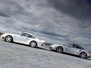 Carrera 911 TURBO oem Factory Stock 19 WHEELS RIMS 5x130 Twist 997 gt2
