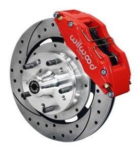 Wilwood Big Brake Front Disc Brake Kit 140 10510 Dr