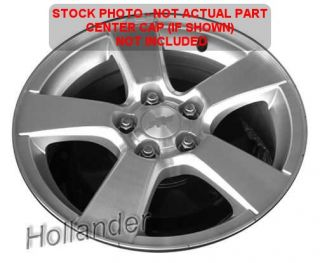 2011 Chevy Cruze Wheel Rim 16x6 Alum