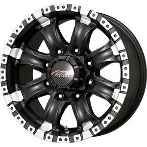 17 MB Motoring Wheels Rims 8x165 1 Chevy Silverado Suburban