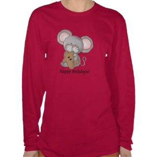 Christmas Mouse t shirt