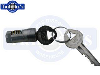64 Skylark & Special Glove Box Lock & Key   Original Key Style 146A