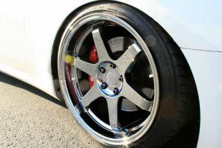 Hyundai Genesis Coupe Wheels Rims 19 Varrstoen Limited Edition Black