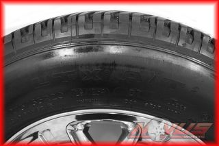 20 Ford F250 Suderduty King Ranch FX4 Chrome Wheels Michelin Tires