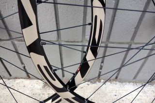 Haven 26 Tubeless Disc Wheelset QR front and rear plus 142 rear axle