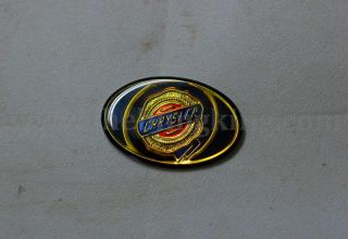 Chrysler Sebring Emblem Badge Chrome Grille Grill