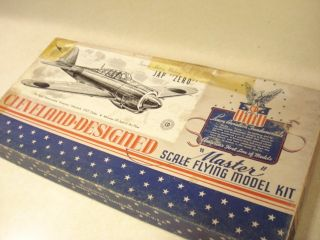 Cleveland Jap Zero Model Airplane Kit