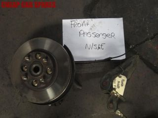 Honda Accord MK5 93 98 N s Front Hub Disc Passenger Left Hand Side