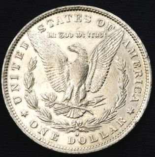 1881 O Morgan Silver Dollar Better Date 25009