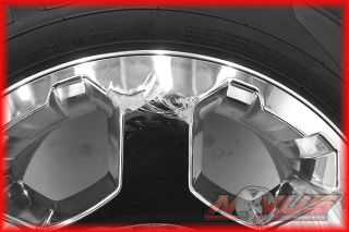 20 Ford Expedition F150 FX4 Factory Chrome Clad Wheels Tires