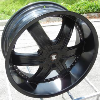 24 2 Crave No 4 Wheels Rim Escalade Tahoe Chevy Ford F150 Nissan GMC