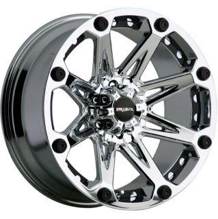20x9 Ballistic Jester Wheels Rims Toyota Tundra 5x150