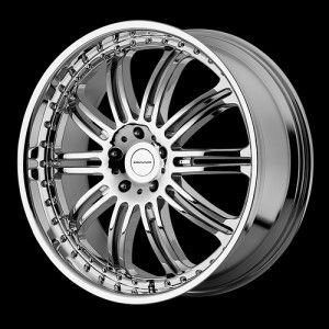24 inch KMC Dime Chrome Wheels Rims 6x5 5 6x139 7 Toyota Sequoia
