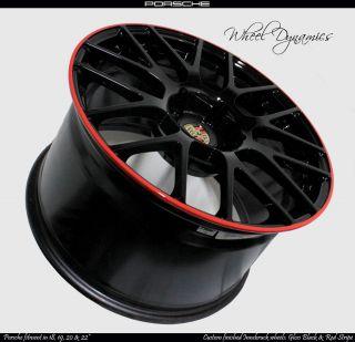 Porsche 22 Victor Equipment Innsbruck Wheels Cayenne Turbo s Panamera