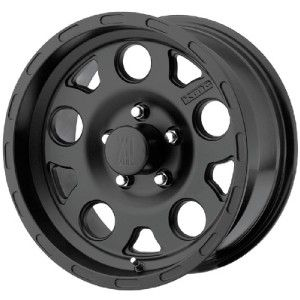 17 inch KMC XD Enduro Black Wheels Rims 8x6 5 8x165 1