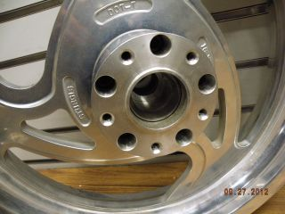 Custom Sturgis Mag Wheel Harley Softail Heritage Fatboy 16 Front