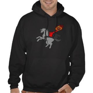Headless Horseman Hooded Sweatshirt