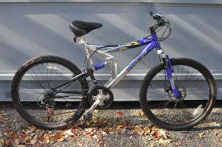 Used Mongoose XR200 26 Mountain Bike