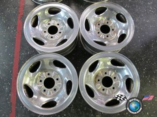 00 04 Ford F150 Factory 16 Wheels Rims 3399 YL34 1007 Ba 5x135