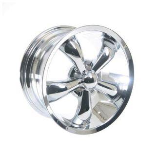 Racing Legend 5 Series Chrome Wheel 18x9.5 5x114.3mm BC 142 8965C18
