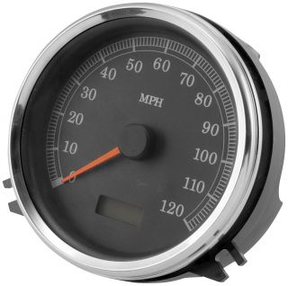 Bikers Choice 5in. Electronic Replacement Speedometer 76436A Harley