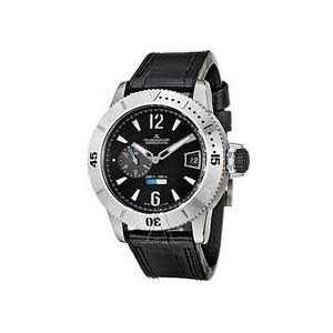 Jaeger LeCoultre Master Compressor Mens Titanium Case Automatic Watch
