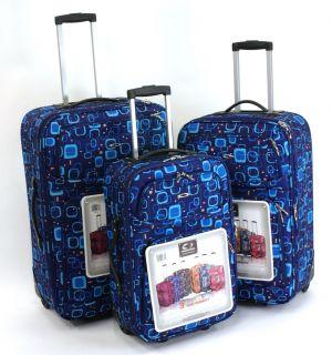 Piece Luggage Set Upright Suitcase Pullman 3 Year Mfg Warranty