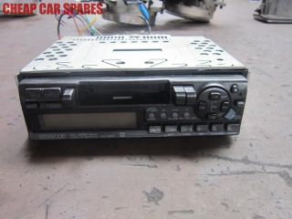 BMW E34 88 96 5 series 2.5 stereo radio cassette player head unit   NO