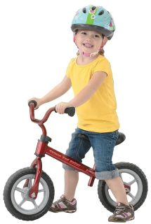 Chicco Red Bullet Balance Training Bike Bicycles Tricycles Cycling