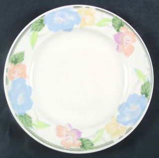 Mikasa Garden Poetry Salad Plate 8 3 8 376695