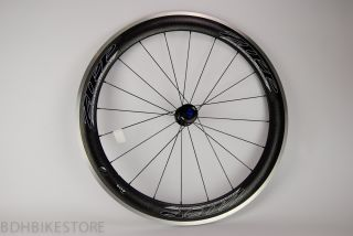 Zipp Speed Weaponry 404 Carbon Aluminum Clincher Rear Wheel Campagnolo