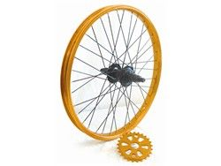 Savage BMX Bike Rear Wheel 25 9 Conversion Kit Twenty Five Nine