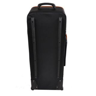 Large Rolling Case with Dividers for Complete Studio Lighting Kits