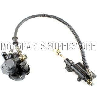 ATV Parts Rear Hydraulic Brake Assy Quad 50cc 70cc 90cc 110cc 125cc 4