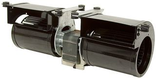 215 CFM 115 Vac Dual Centrifugal Blower Fasco 25 7607 Model 70023528