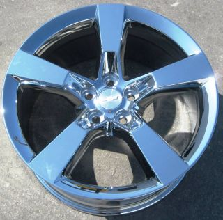 New 20 Factory Camaro SS Chrome Wheels Rims Call 714 940 1761