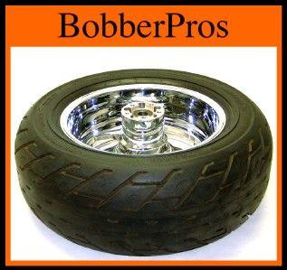 VISION 21 Front 15 Rear Wheels Rims Tires Custom Chopper #C 1060
